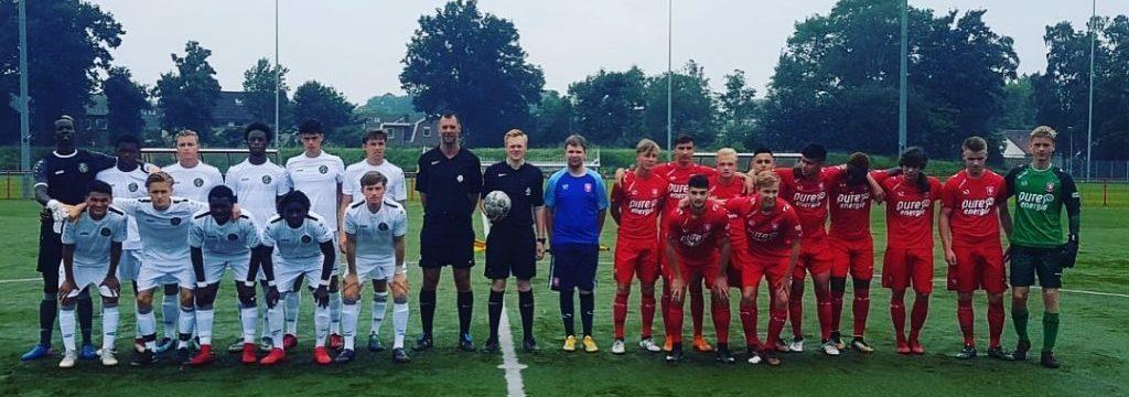 Fc Twente O19 Vs Gfa Deventer City Global Football Holland